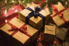 Christmas gifts for Lithuania 2015